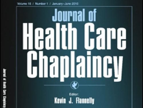 Mindfulness, Self-Compassion, and Empathy Among Health Care Professionals: A Review of the Literature: Journal of Health Care Chaplaincy: Vol 20, No 3