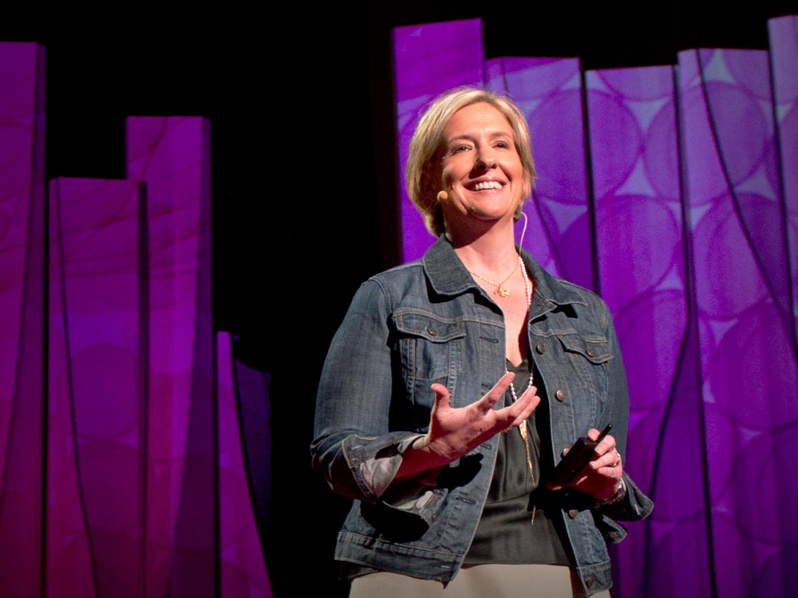 Brené Brown: Listening to shame | TED Talk