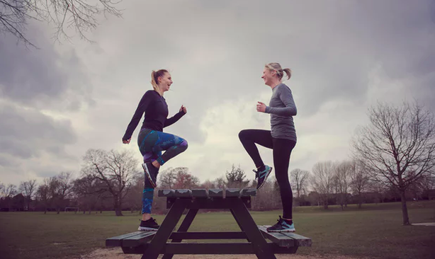 Seven ways to improve your balance   Life and style   The Guardian