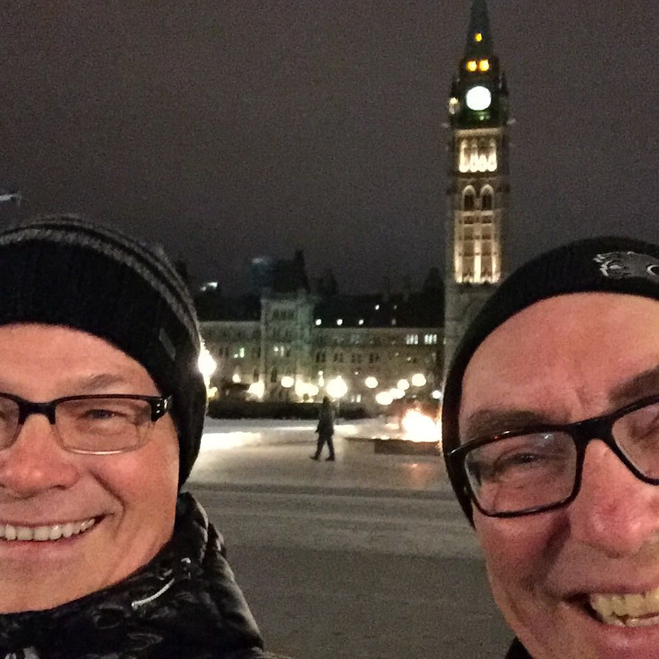 Ottawa with Mike