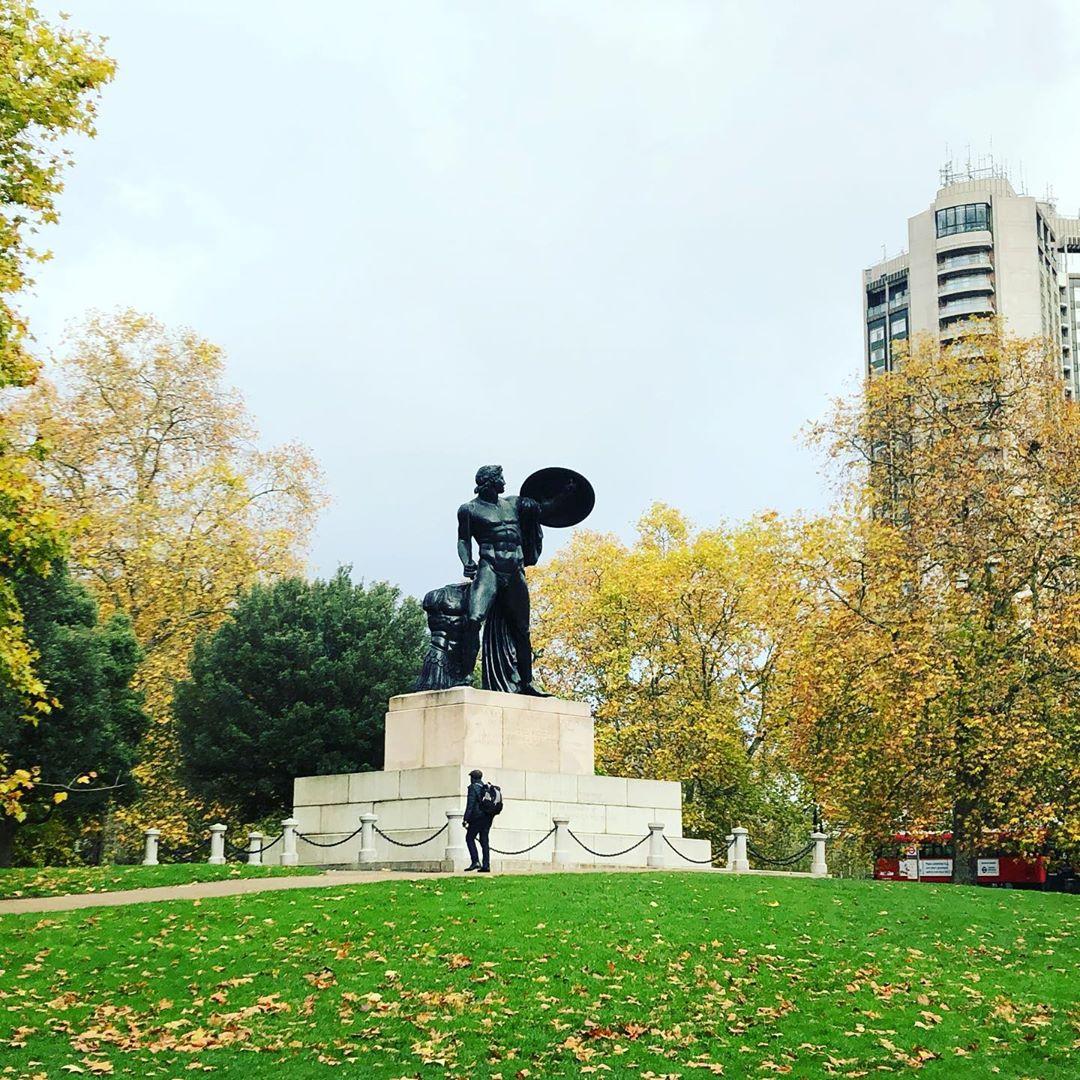 Training, London