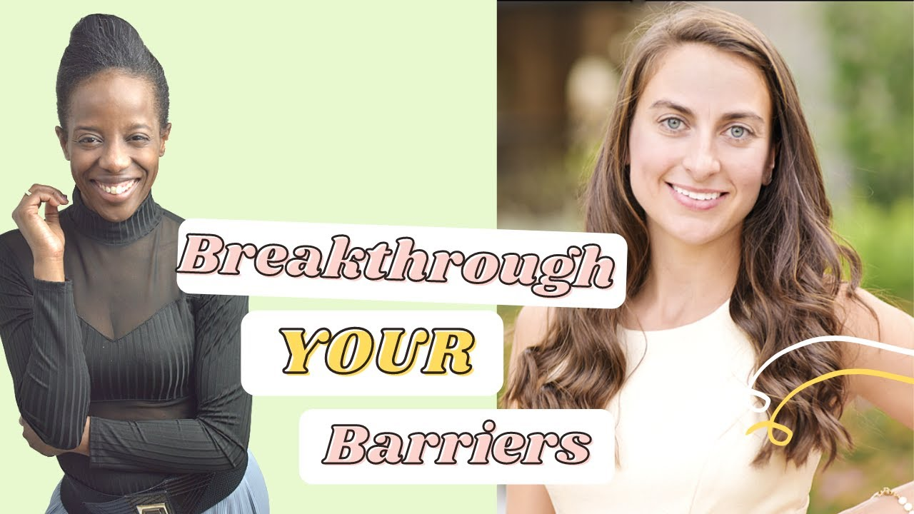 The Break Through Your Barriers Masterclass, free